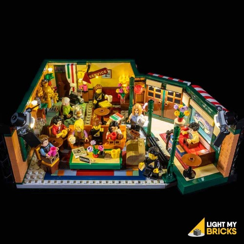 Lego FRIENDS Central Perk...