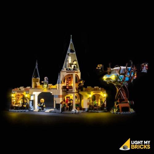 Lego Hogwarts Whomping...
