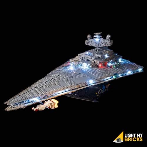 Lego Star Wars UCS Imperial...