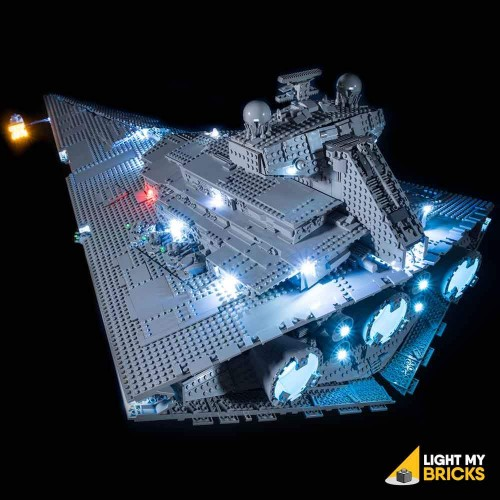 Lego Star Wars UCS Imperial...