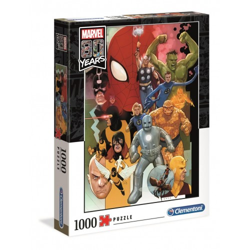 Clementoni Marvel 80th...