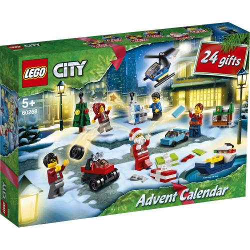 LEGO® City Advent Calendar...