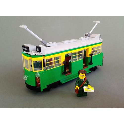 Melbourne W-Class Tram...