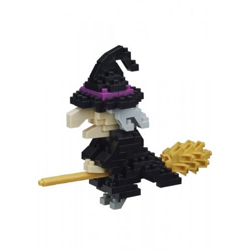 Nanoblocks Witch