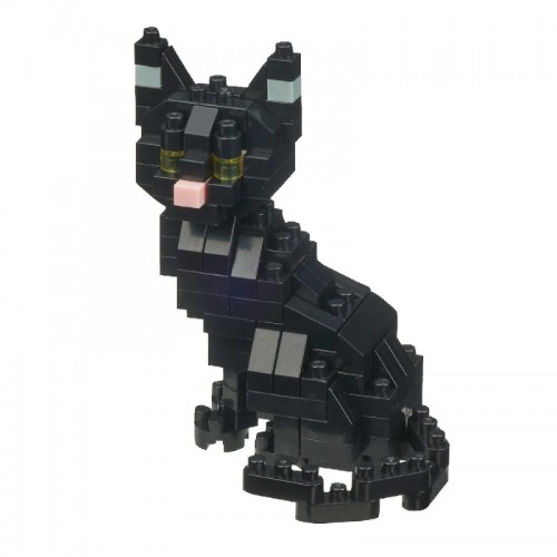 Nanoblocks Black Cat