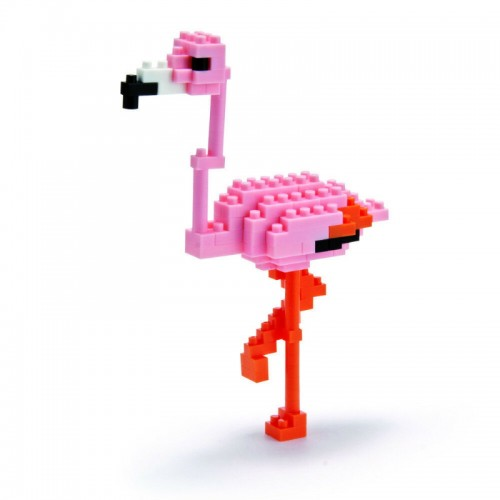 Nanoblocks Greater Flamingo