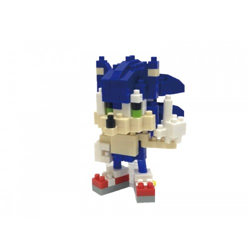 Nanoblocks Sonic the...