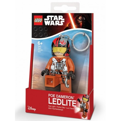 Lego Ledlite Poe Dameron