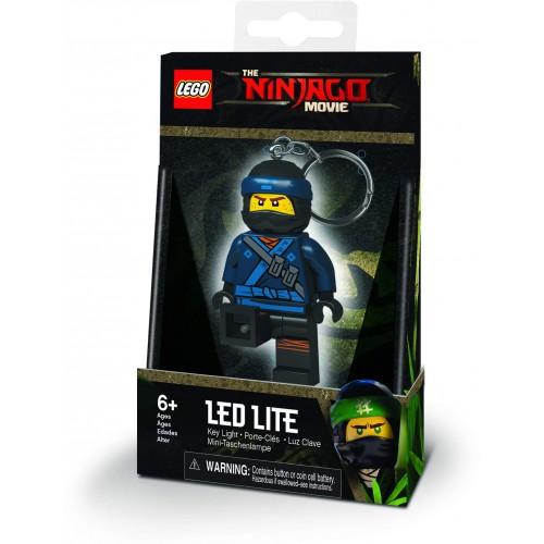 Lego Ledlite Ninjago Movie Jay