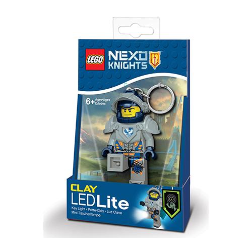 Lego Ledlite Nexo Knight Clay