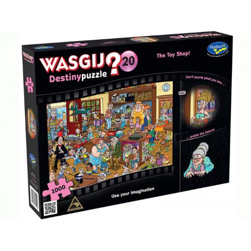 WASGIJ?  Destiny 20 The Toy...