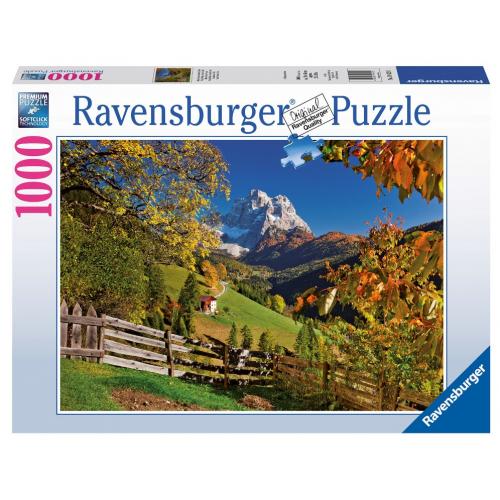 Ravensburger - Mountains of...