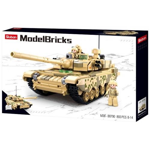Main Battle 2 in 1 Tank