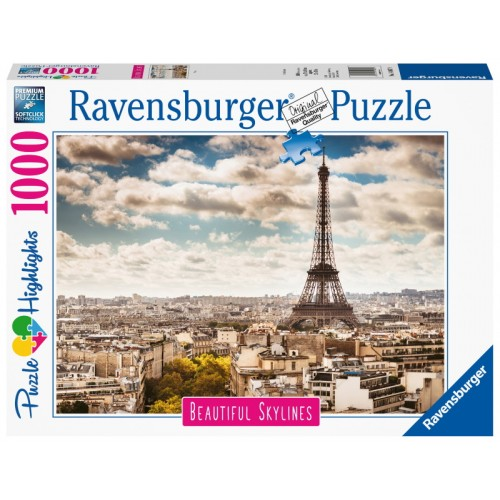 Ravensburger - Paris 1000pc...