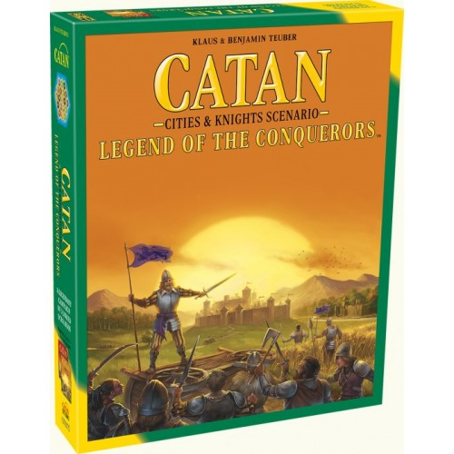 Catan Cities & Knights...