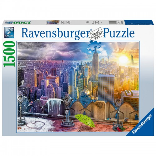 Ravensburger - Seasons of...