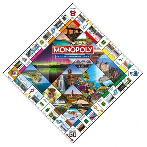 copy of The Block Monopoly