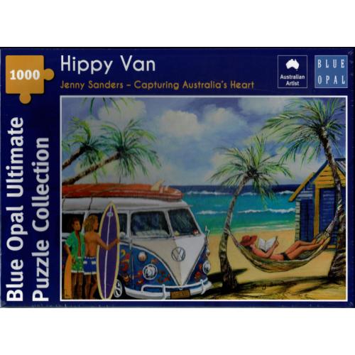 Hippy Van - Jenny Sanders -...