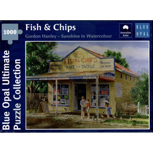 Fish & Chips - Gordon...