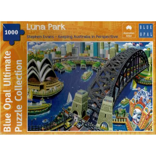 Luna Park - Stephen Evans -...