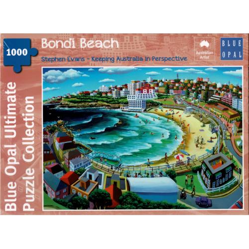 Bondi Beach - Stephen Evans...