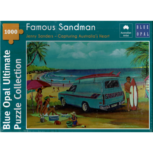Famous Sandman - Jenny...