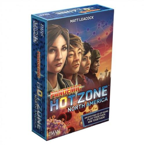 Pandemic Hot Zone