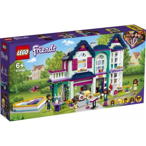 Andrea's Family House