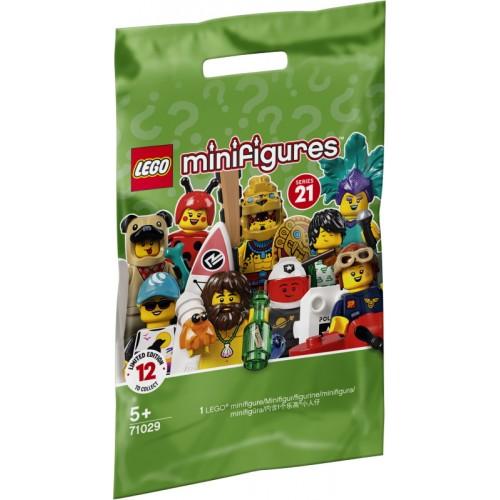 Series 21 Minifigures -...