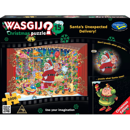 WASGIJ? Christmas 15...