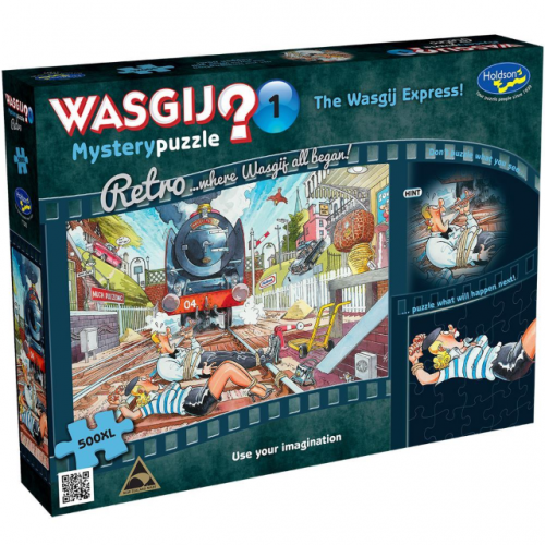 WASGIJ?  Mystery 1 The...