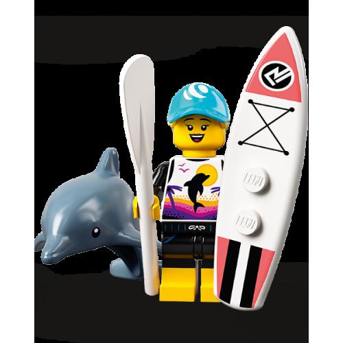 Paddle Board Surfer -...