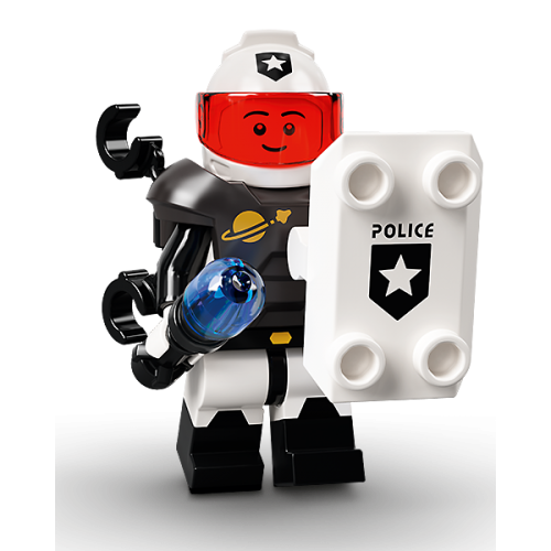 Space Policeman - Series 21...