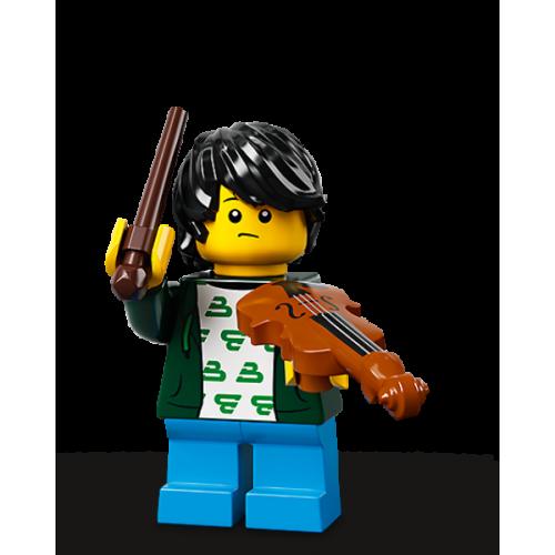 Violin Kid - Series 21...