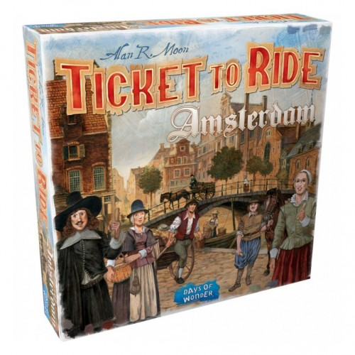 copy of Ticket to Ride Europe