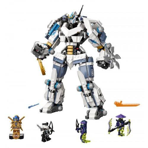 Zane's Titan Mech Battle