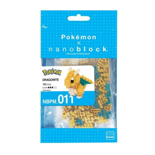 Nanoblocks Dragonite
