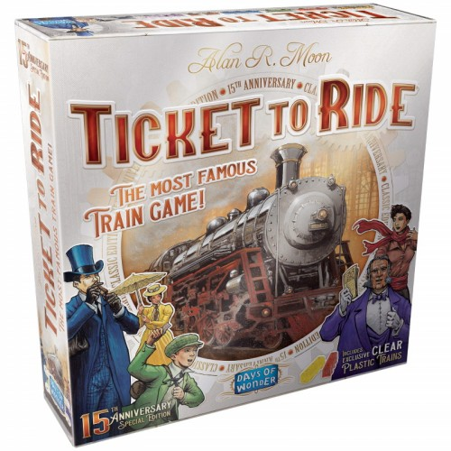 Ticket to Ride 15th...