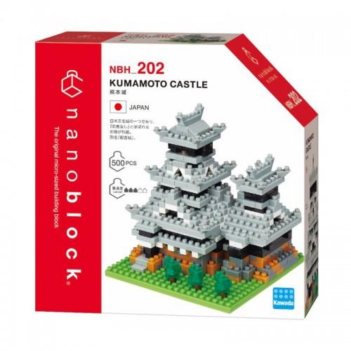 Nanoblocks Kumamoto Castle