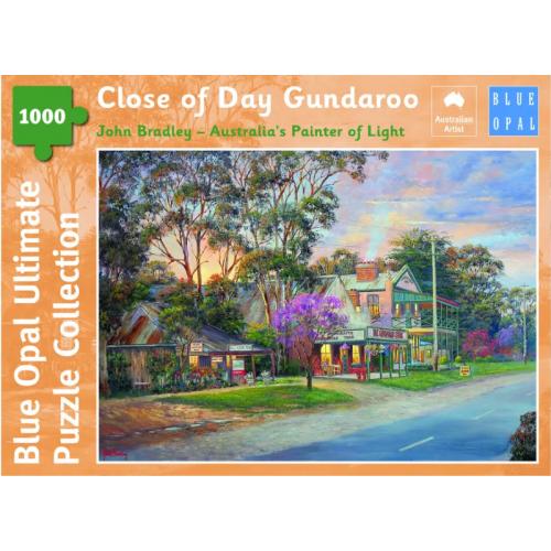 Close of Day Gundaroo -...