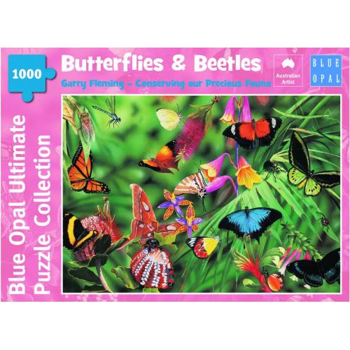 Butterlies & Beetles -...