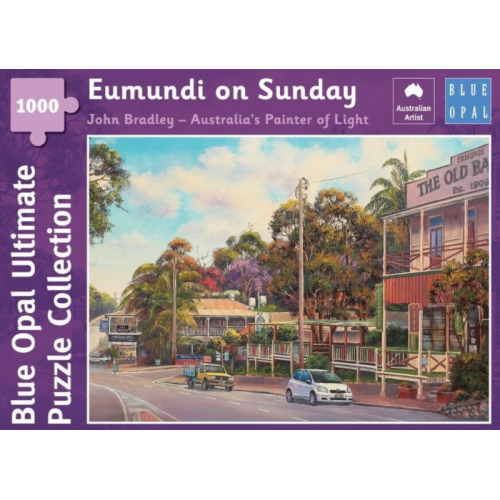 Eumundi on Sunday John...