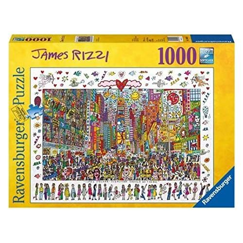Ravensburger - James Rizzi...