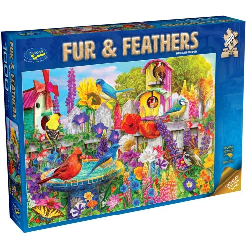 Holdson Fur & Feathers -...