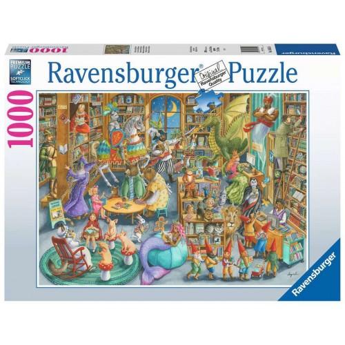 Ravensburger - Midnight at...