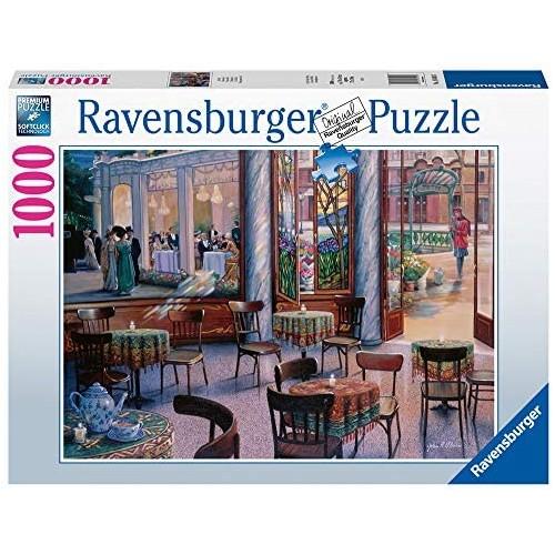Ravensburger - A Cafe Visit...