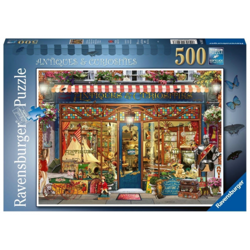 Ravensburger - Antiques and...