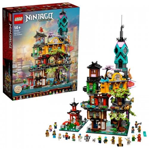Ninjago City Gardens