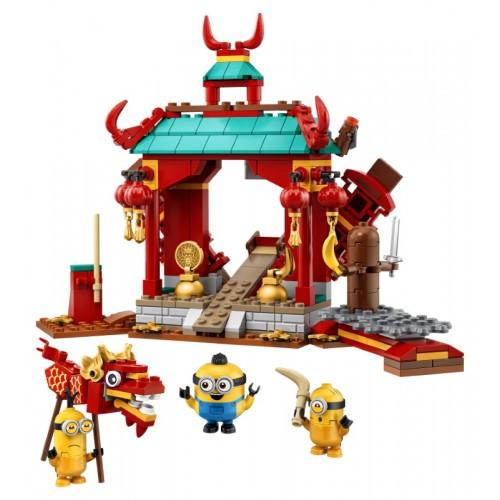 Minions Kung Fu Battle