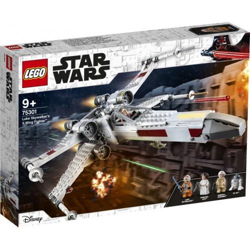Luke Skywalker's X-Wing...